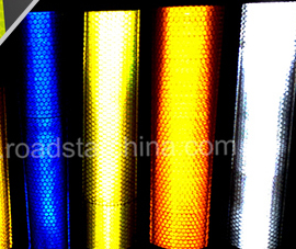 prismático pvc reflecctive sheeting