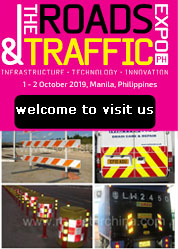 roads & traffic expo philippines - roadstar upcoming fair